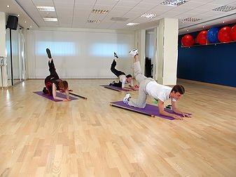 Записаться на персональную тренировку в Москве